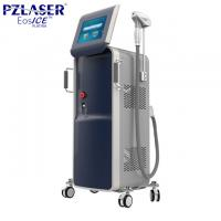 Skin Tightening 808 Laser Hair Removal Device , Home Laser Hair Reduction Machine