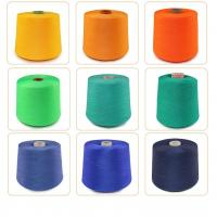 Quality Worsted wool/polyester knitting yarns mecerized wool machine washable with very good quality for sale