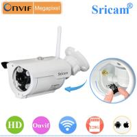 Buy cheap sricam Sensor and IP Camera Type Amcrest IP Camera from wholesalers