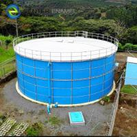 Buy Bolted Steel Fire Fighting Water Tank For Fire ProtectionAdhesion 3,450N/cm at wholesale prices
