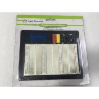 Quality 1100 Points Round Hole Breadboard Solderless For School student Experiment for sale