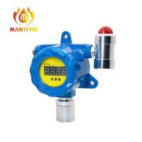 Quality 3 LED Lights Stationary Fixed Gas Detector Gas Transmitter 1 Year Warranty for sale