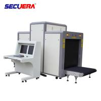 Quality 10080 Airport x-ray Safety Equipment X Ray Baggage Cargo Scanner with CE certificate for sale