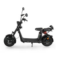 Quality EU standard eec two wheel 1000w/1500w electric scooter fat tire citycoco scooter 2018 adult mobility electric scooter for sale