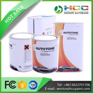 China HCC Paint- 1K Metallic basecoat, Hoolong Car Accessory Company., Ltd. on sale
