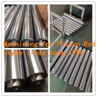 Quality CK45 /S45C Hard Chrome Plated Steel Rod for sale