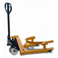 Quality 365kg and 55 gallon, steel oil drum truck / drum lifter for carrying and moving for sale
