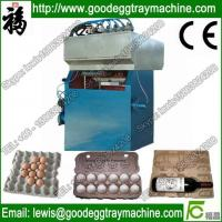 Quality Automatic Chicken Egg Dish Making Machine Quality Egg Tray(FC-ZMG4-32) for sale