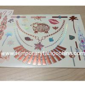 Quality Personal care custom design body art tattoos for UV ink for sale