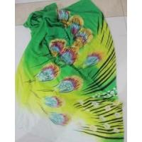Quality Cotton Printed Beach Pareos for sale