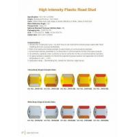 Quality High Intensity Plastic Road Stud for sale