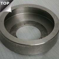 Quality Customized Drawing Cobalt Chrome Alloy Castings Spinner Disc Dia 300 - 400mm for sale