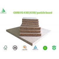 Quality American market CARB P2 4'X8' wholesale cheap raw particle board prices for sale