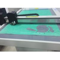 Buy cheap Cnc rubber cork gasket sample cutting machine from wholesalers