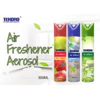 Quality Office / Auto Use Air Freshener Aerosol With Instant And Long - Lasting Fragrance for sale