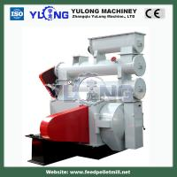 Quality flat die wood pellet machine (CE approved ) for sale