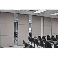 Quality Modern Movable Wooden Partition Wall For Hotel Decorative 500mm Width for sale