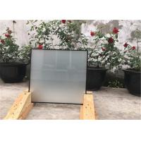 Quality Clear / Colored Thermally Efficient Glass Withstand Wind Aluminum Strips for sale