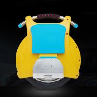 Quality High-Tech Single Wheel Gyroscopic Electric Unicycle , Portable One Wheel Stand Up Scooter for sale