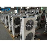 Quality CE Approval Air Cooled Condenser Unit 380V / 220V Medium Temperature for sale