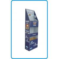 Quality Customised stock POP / POS Corrugated Cardboard Floor Displays for promotion for sale