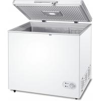 China 180L Top open sliding door deep chest freezer on sale