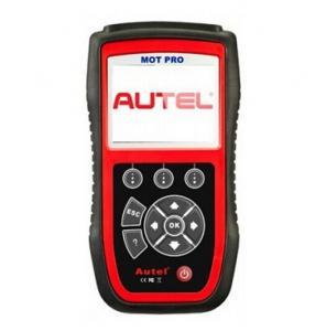 Quality Autel MOT Pro EU908 Hand-held EPB TPMS ABS SRS Oil Service Reset Scanner for sale