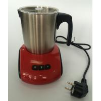 Buy cheap Electric Milk Frother for Cappuccino with different colors from Wholesalers