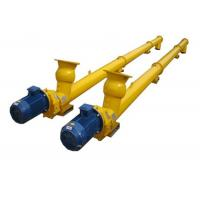 China Flexible Feeding Vertical Cement Screw Conveyor For Concrete Batching Plant on sale