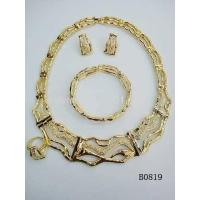 Quality Fashion Jewelry Set. Gold Plated Jewelry Set, Jewelrys. Imitation Jewelry for sale