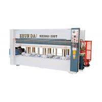 China 72kw Heating Pipe Power Plywood Hot Press Machine 300T With Electrical System on sale