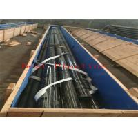 China Hollow Section P355NE1 Alloy Steel Seamless Pipes ,  P355NH Square Steel Tubing on sale