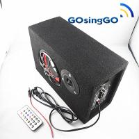 Quality car usb mp3 music player audio Subwoofer for sale