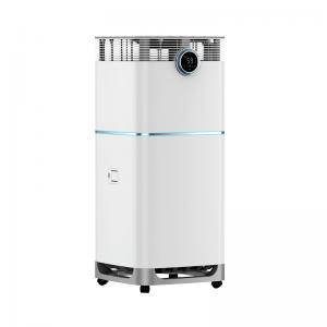 Quality 1.5L Water Portable Room Air Purifier Anion Mode Humidify Function for sale