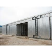 Quality All aluminum fully automatic wood seasoning plant for hardwood and softwood drying for sale