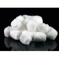 Quality White Color ISO13485 0.2g Medical Cotton Balls for sale