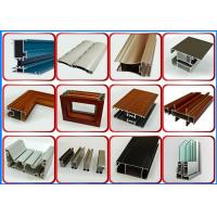 Quality 53T/T Casement Window Aluminium Profiles for sale