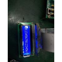 Quality Flat Rectangle Dot Matrix Display Module ISO9001:2008 / ROHS Certificated for sale