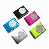 Quality Clip shuffle Mp3 player 3211L 2GB 6.9 dollars for sale