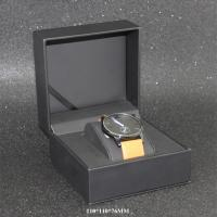 Quality Black Classic Watch Storage Box , Personalized Watch Case CE SGS Listed for sale