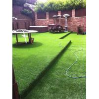 Quality friendly artificial grass for garden / football for sale