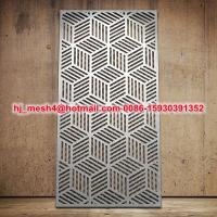 Quality laser cut decorative metals for sale