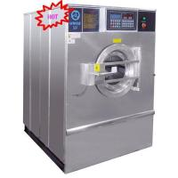 Quality 50kg laundry equipment(fixed washer extractor,dryer,flatwork Ironer) for sale