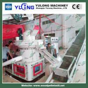 Quality Poultry feed making machine/rice husk pellet granulator/wood sawdust pellet making machine for sale