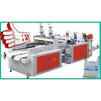 Quality Plastic Carry Bag Making Machine (WQ) for sale