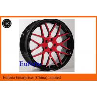 Buy cheap Aluminum Alloy Euor Tuning Wheels with red coating 20 inch wheels from wholesalers