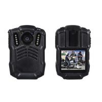 Quality Waterproof  Wifi Body Camera , Full Hd Body Worn Surveillance Cameras With Night Vision for sale