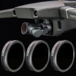 Quality Aviation Aluminum Alloy Dslr Neutral Density Filter 14 X 0.55mm Digital Camera Lens Filters for sale
