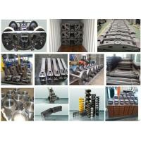 All kinds of railroad parts