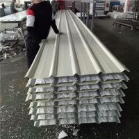 Quality 12kg eps sandwich PVC roof panel with 30mm polystyrene foam for warehouse for sale
